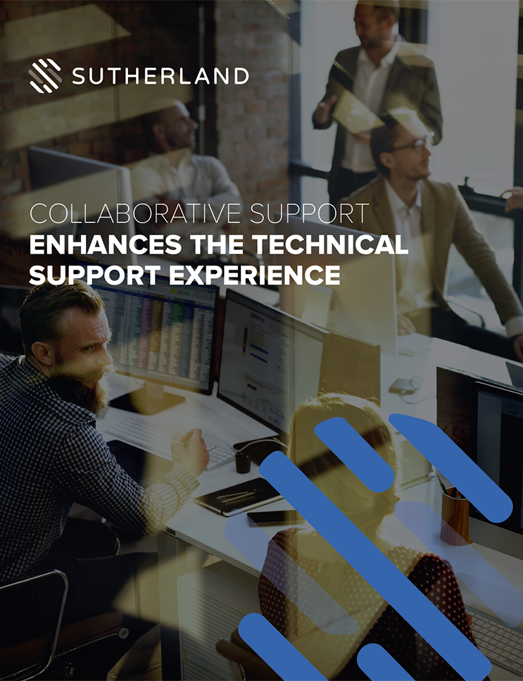 Collaborative Support Enhances The Technical Support Experience